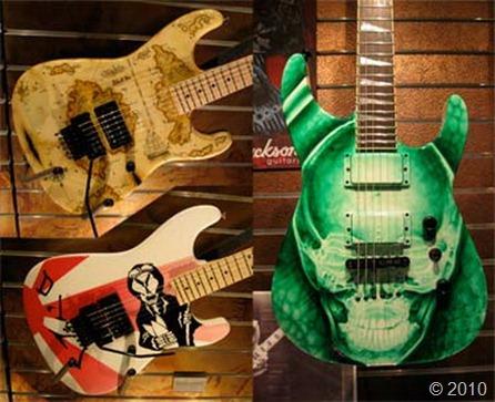 Worlds Weirdest Guitar Designs  Amazing Extreme Odd